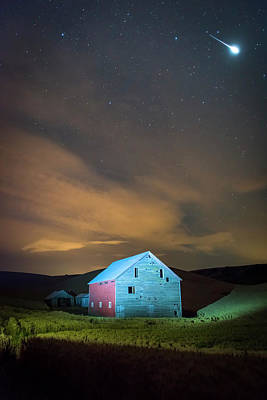 Photograph - Stars And Constellations by Marg Wood