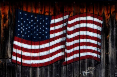 Photograph - Stars And Stripes  by Cathy Shiflett