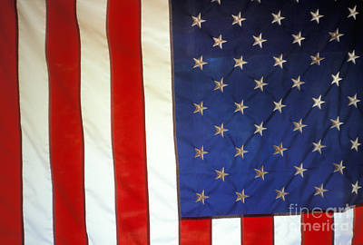 Photograph - Stars And Stripes Of The United States by Ron Sanford