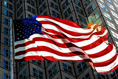 Photograph - Stars And Stripes by Rene Triay Photography