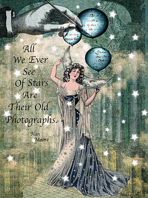 Starshine Art Print by Bellesouth Studio