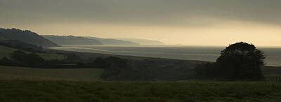Photograph - Start Bay Devon At Dawn by Tony Mills