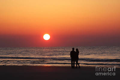 Photograph - Starting Your Day Off Right With The One You Love by Rusty Green
