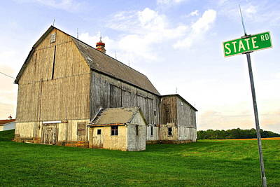 State Farm Print by Frozen in Time Fine Art Photography