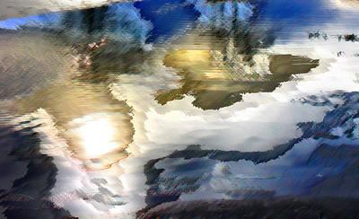 Digital Art - State of Matter by Steve Karol