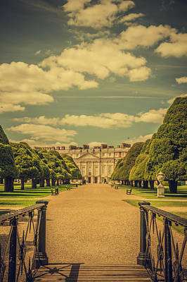 Photograph - Stately Homes Of London by Lenny Carter