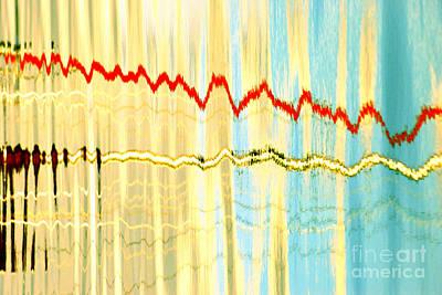 Digital Art - Static 2 by Wendy Wilton