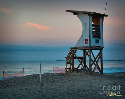Art Print featuring the photograph Station 12 At Sunrise by Phil Mancuso
