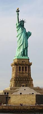 Photograph - Statue Of Liberty by Bruce Bley