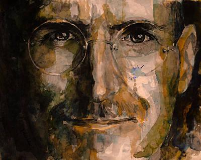 Steve... Art Print by Laur Iduc