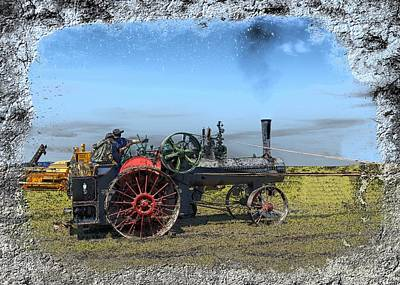 Photograph - Steam Farming by Bonfire Photography