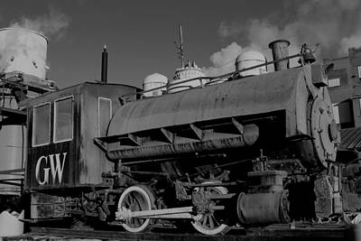 Photograph - Steam Power by Trent Mallett