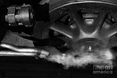 Photograph - Steam Train by Wendy Wilton