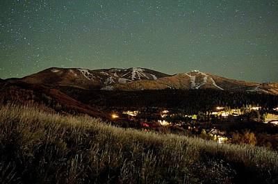 Photograph - Steamboat Night Landscape by Matt Helm