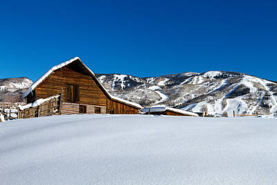 Steamboat Springs Barn Original