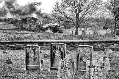 Photograph - Steaming Through History by Paul W Faust -  Impressions of Light