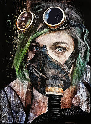 Photograph - Steampunk by Rick Mosher