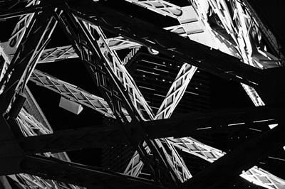 Photograph - Steel by Alex Lapidus