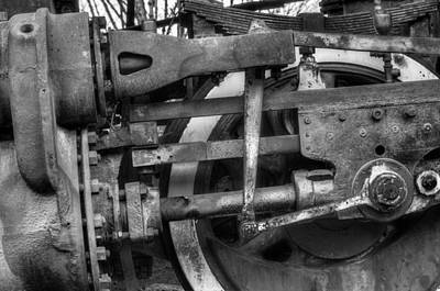 Photograph - Steel Drivers by R J Ruppenthal