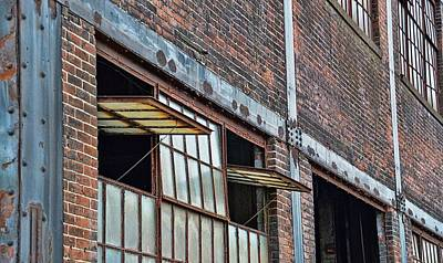 Photograph - Steel Factory by JAMART Photography