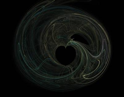 Digital Art - Steel Her Heart by Betsy Jones