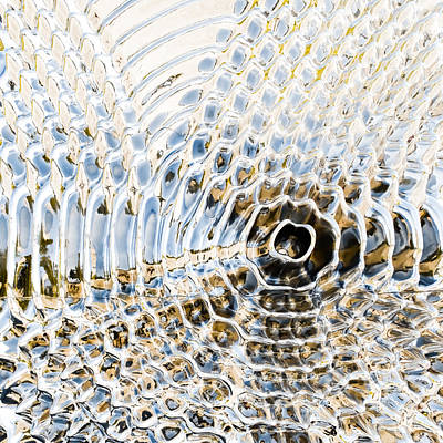 Ripples Photograph - Steel Vortex 2 by Hakon Soreide