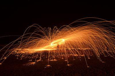 Photograph - Steel Wool 02 by Jakub DK