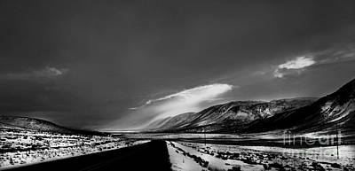 Alvord Desert Wall Art - Photograph - Steens Harney County Oregon by Michele AnneLouise Cohen
