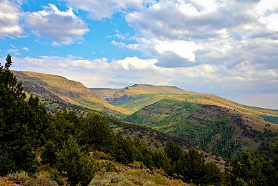 Photograph - Steens Mountains In Oregon by Athena Mckinzie