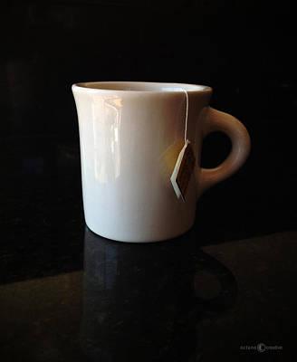 Photograph - Steeping Mug by Tim Nyberg
