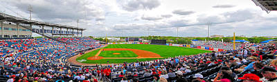 Photograph - Steinbrenner Field 3 by C H Apperson