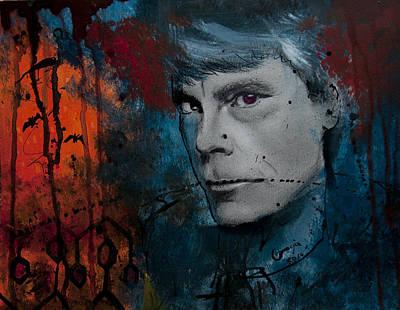 Stephen King Master Of Horror Original by Gracja Waniewska