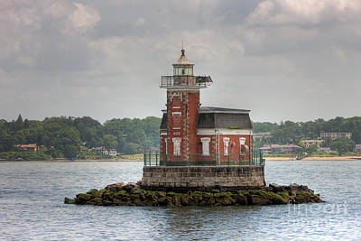 Photograph - Stepping Stones Lighthouse I by Clarence Holmes