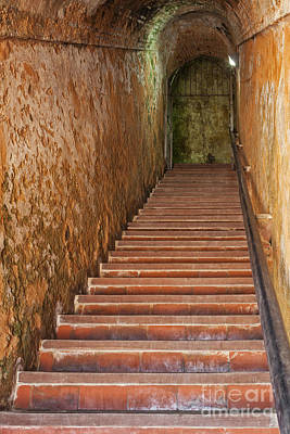 Photograph - Steps And Staircase by Bryan Mullennix