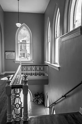 Photograph - Ryman Steps Back In Time by Glenn DiPaola