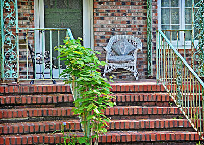 Photograph - Steps by Linda Brown
