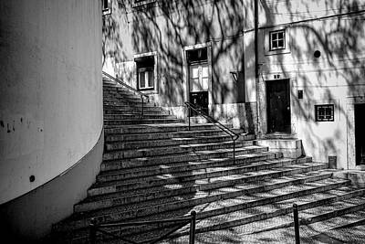 Photograph - Steps by Lucinda Walter