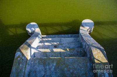 Photograph - Steps To The Water by Dale Powell