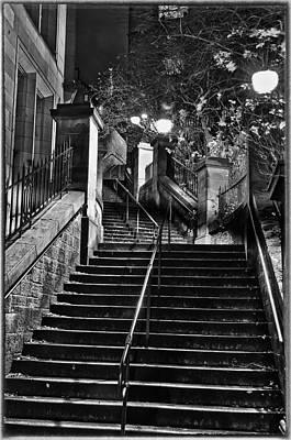 Photograph - Steps Up by Jean-Noel Nicolas