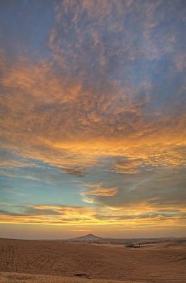 Photograph - Steptoe Sunset II by Doug Davidson