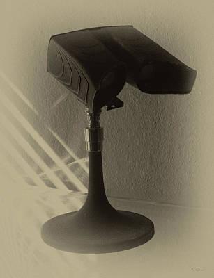 Photograph - Stereoscope by Tony Grider