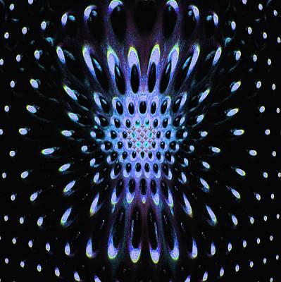 Digital Art - Sternbild by Peter Norden