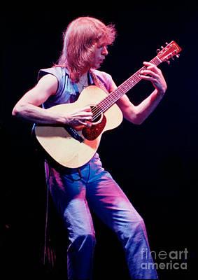 Steve Howe Of Yes Performing The Clap Original by Daniel Larsen