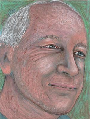 Steve Mencher By Robin Holder Original