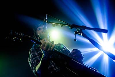 Steve Veilleux - Kain - Player Guitar Original by Joel  Bourgoin