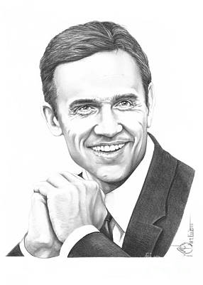 Steve Yzerman Original by Murphy Elliott