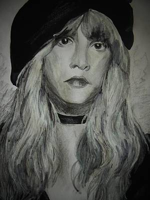 New Years - Stevie Nicks  by Luisa Gatti