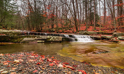 Photograph - Stickney Brook 1 by Jeremy Farnsworth