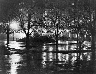 Photograph - Stieglitz New York, C1897 by Granger
