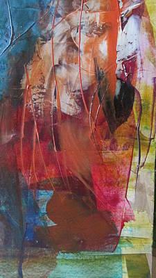 Conscious Painting - Stigma by Omar Hafidi